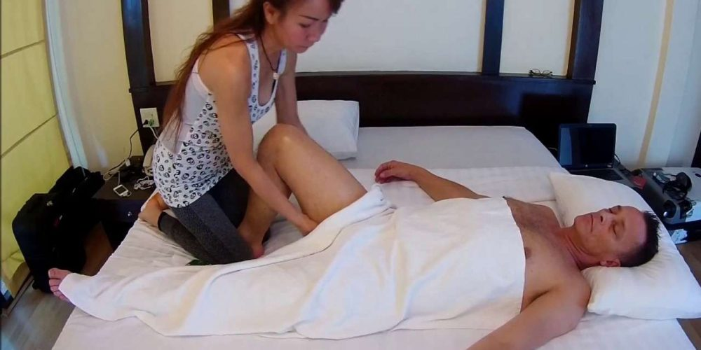 Erotic thai massage